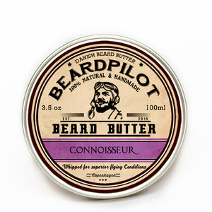 Connoisseur Beard Butter fra Beardpilot®