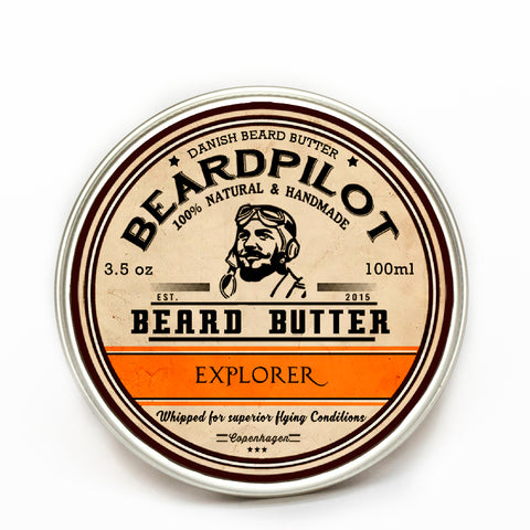 Explorer Beard Butter