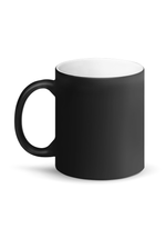 Matte Black Magic Wizarding Run Mug