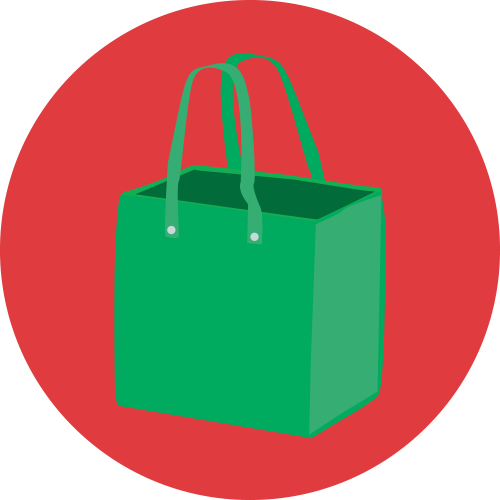 Shopping & Carry Bags