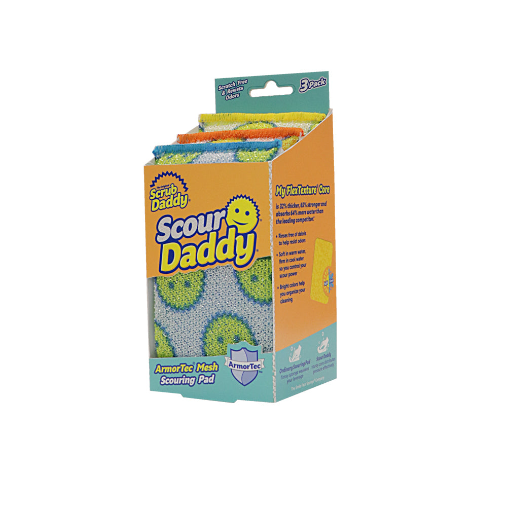 Evo Scour Daddy 3 pack