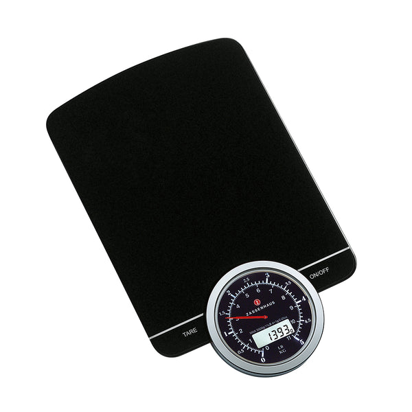 "Zassenhaus ""Speed"" Digital Scale Black"