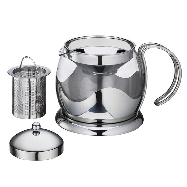 "Küchenprofi ""Tea & Coffee"" Earl Grey Tea Pot w/Filter 1.25L"