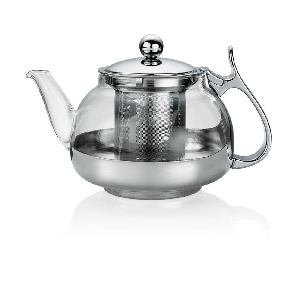 Kuchenprofi Tea & CoffeeLotus Tea Pot w/Filter 0.7L
