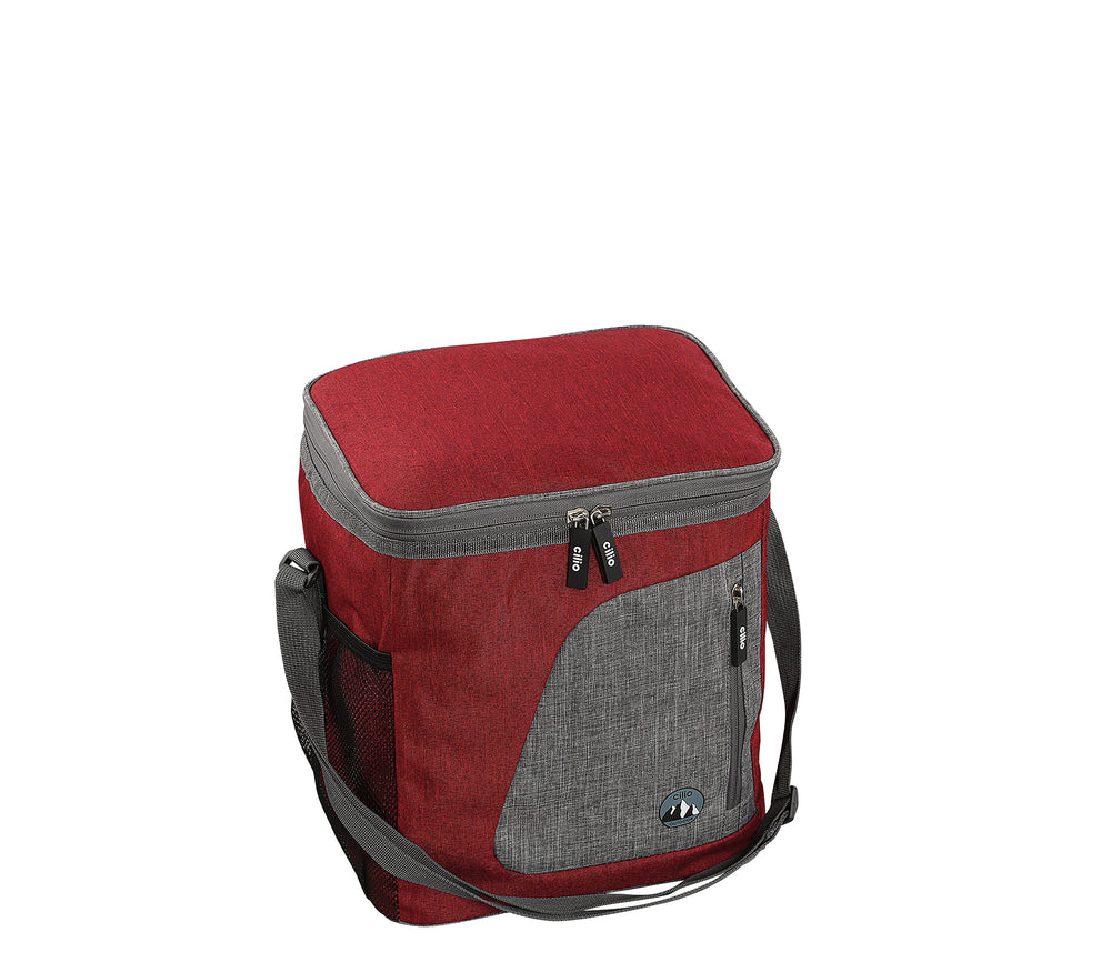 "Cilio ""CORTINA"" Isolated Bag, 13Ltr - Red"
