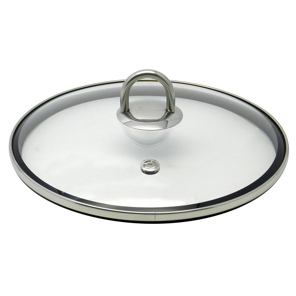 "Elo ""Protection+"" Glass Lid  24cm"