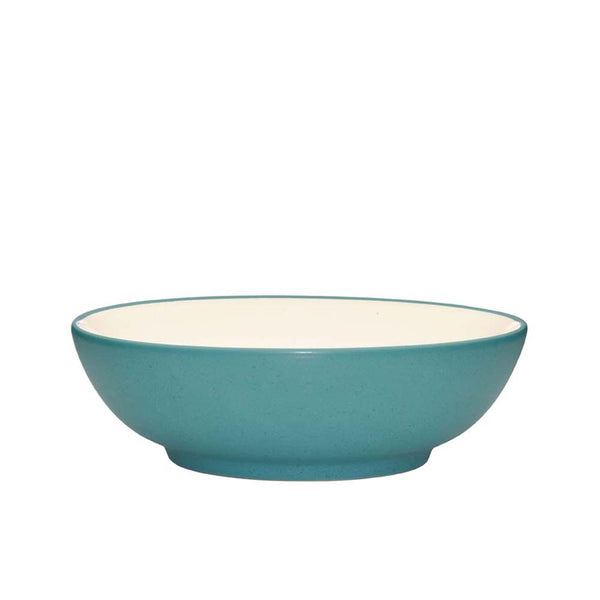 Noritake Colorwave Turquoise Round Serving Bowl (D)24cm