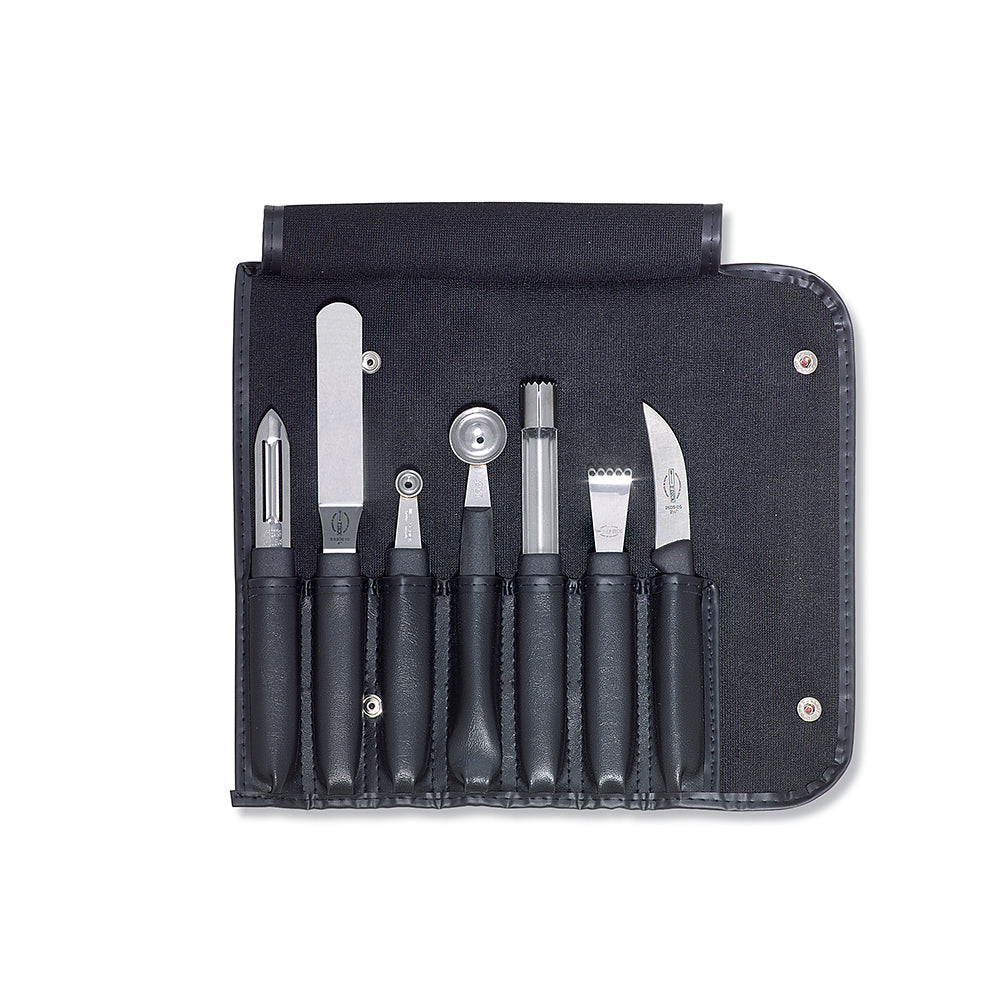 F.Dick Tools for Chefs Garnish Set, 7pcs