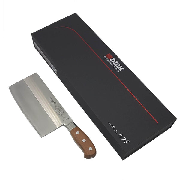 F.Dick 1778 Series Chinese Chef's Knife, 18cm, G/B
