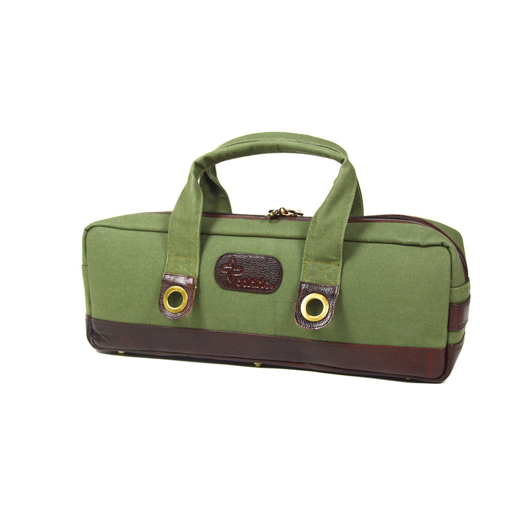 Boldric Canvas All Purpose Knife/Tool Bag, Green