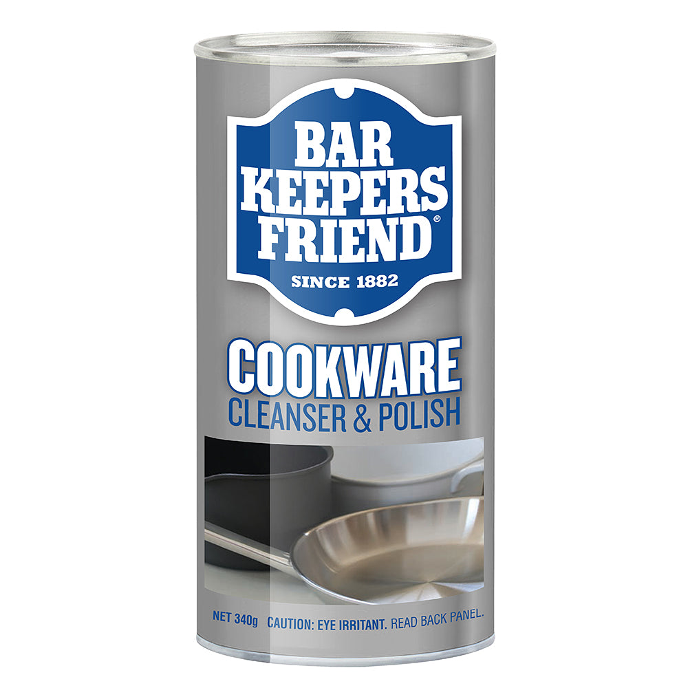 BKF Cookware Cleanser & Polish 340g
