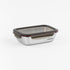 Cuitisan Microwavable Steel Food Container, 1100ml