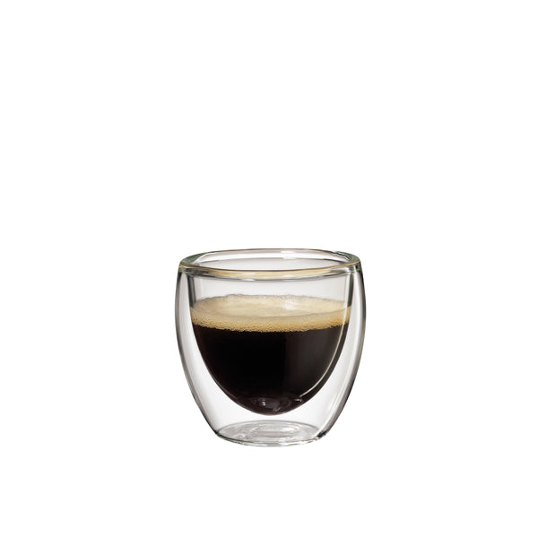 Cilio Espresso Glass 80ml, Set of 2