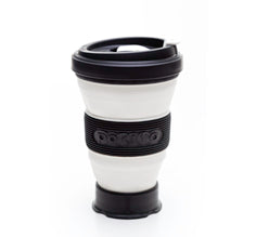 Evo Eco-Friendly Collapsible Cup Blackberry (Single)