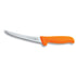 F.Dick MasterGrip Boning Knife, Flexible, 15cm, Orange, S-S/P