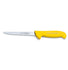 F.Dick ErgoGrip Boning Knife, Curved Blade, Semi-Flexible, 15cm, Yellow, S-S/P