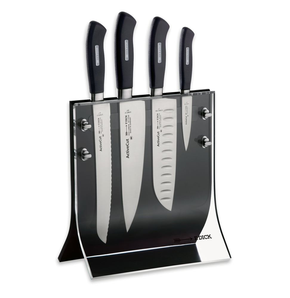 "F.Dick ActiveCut Knife Block ""4Knives"", 4pcs"
