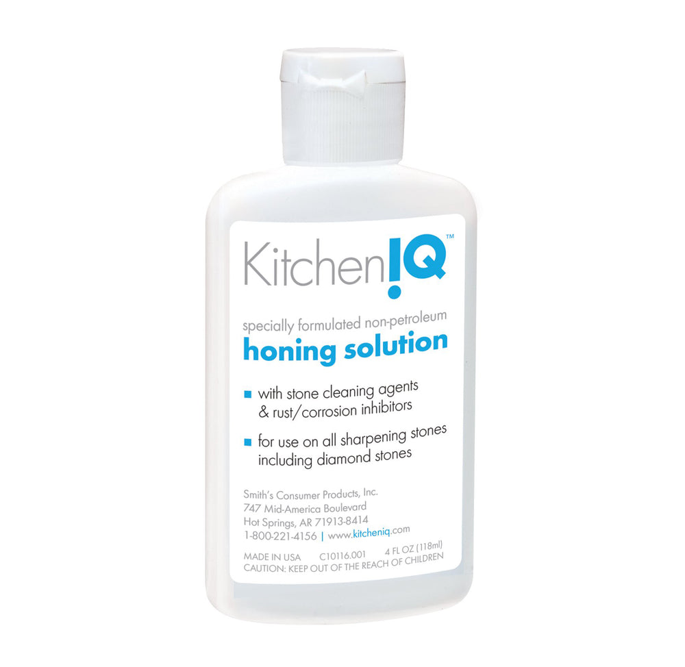 KitchenIQ Smiths Honing Solution - 118ml/4oz