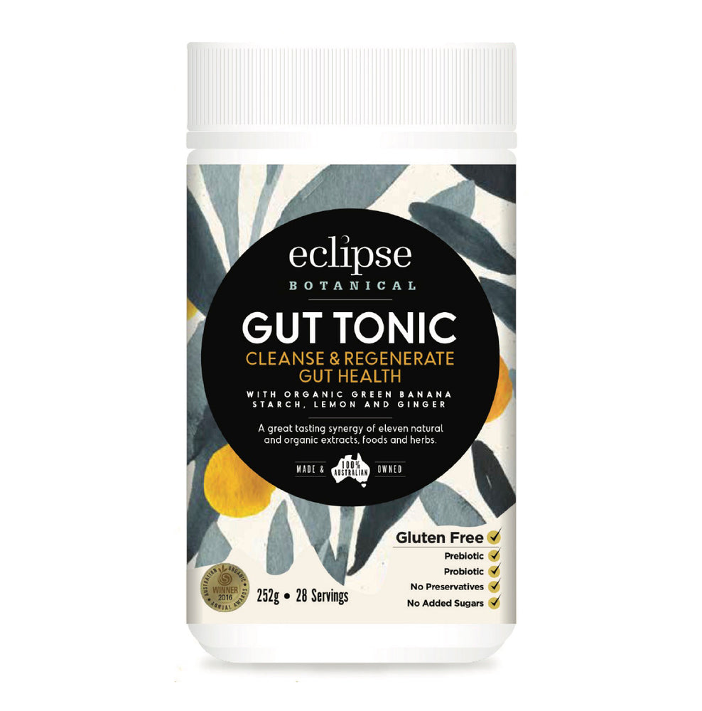 Eclipse Natural Gut Tonic Cleanse and Regenerate 252g