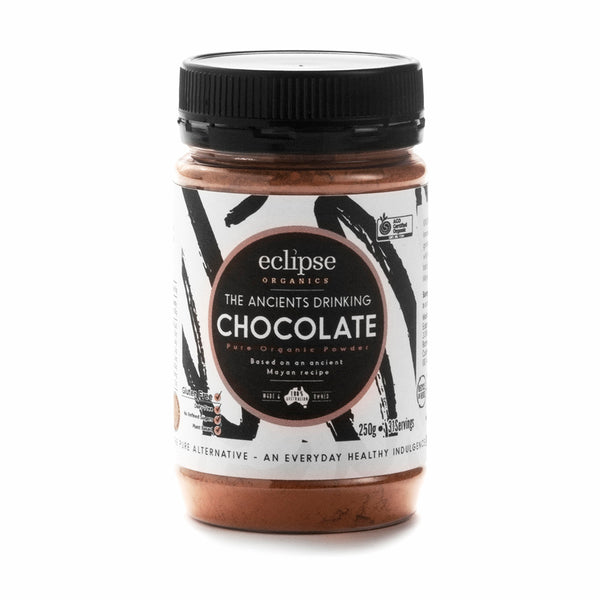 Eclipse Organic Drinking Chocolate The Ancients 250g Jar