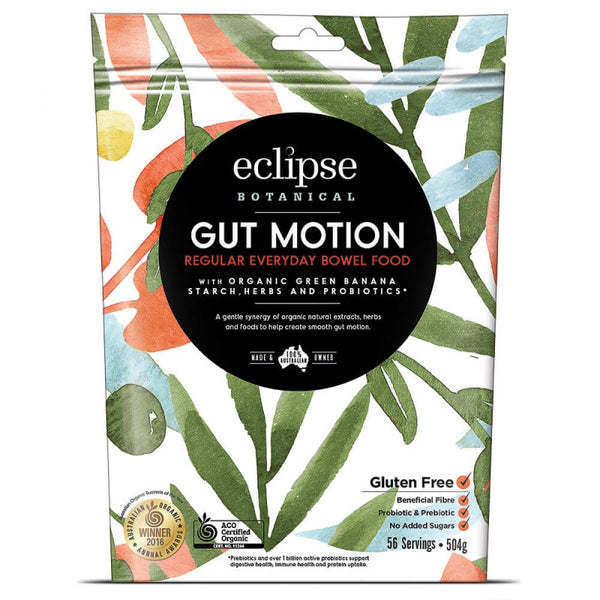 Eclipse Organic Gut Motion Regula Everyday Bowel Food 504g