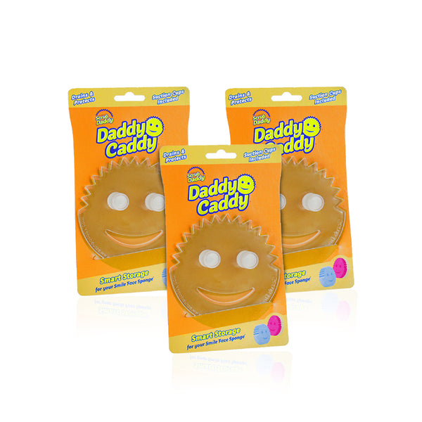 Evo Daddy Caddy Sponge Storage 3 Pack