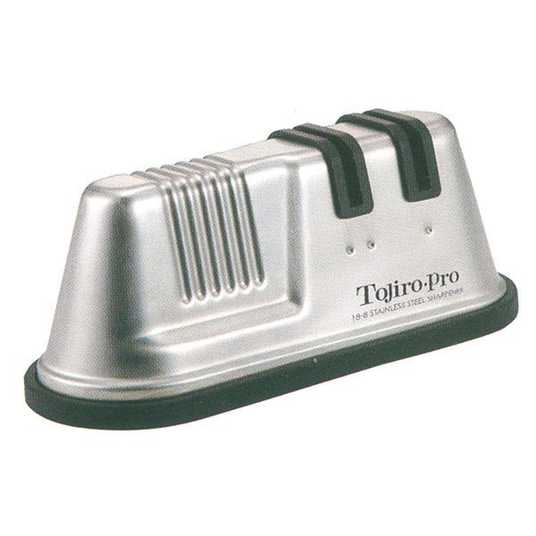 Tojiro Ceramic Sharpener, Pull Through Incl. Rough&Finishing Ceramic Stone