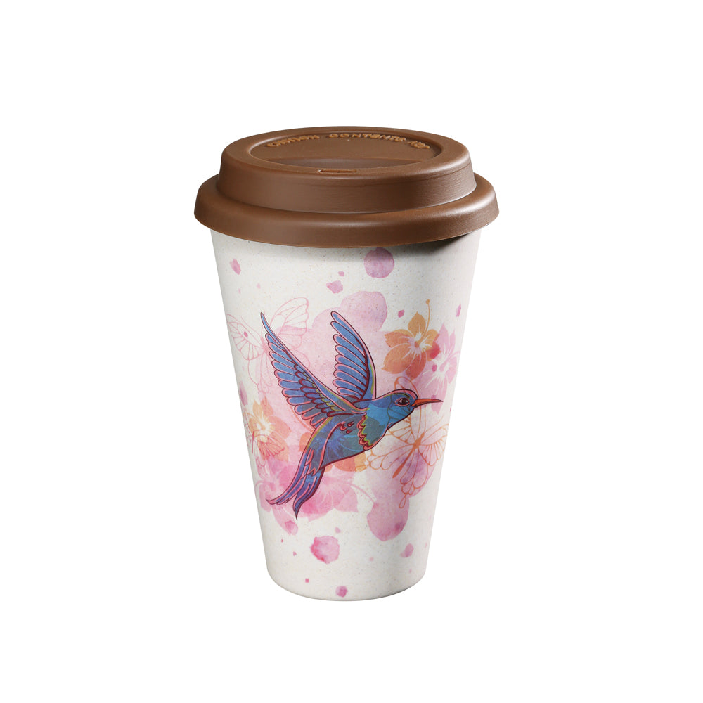 Zassenhaus BirdCoffee to go Mug