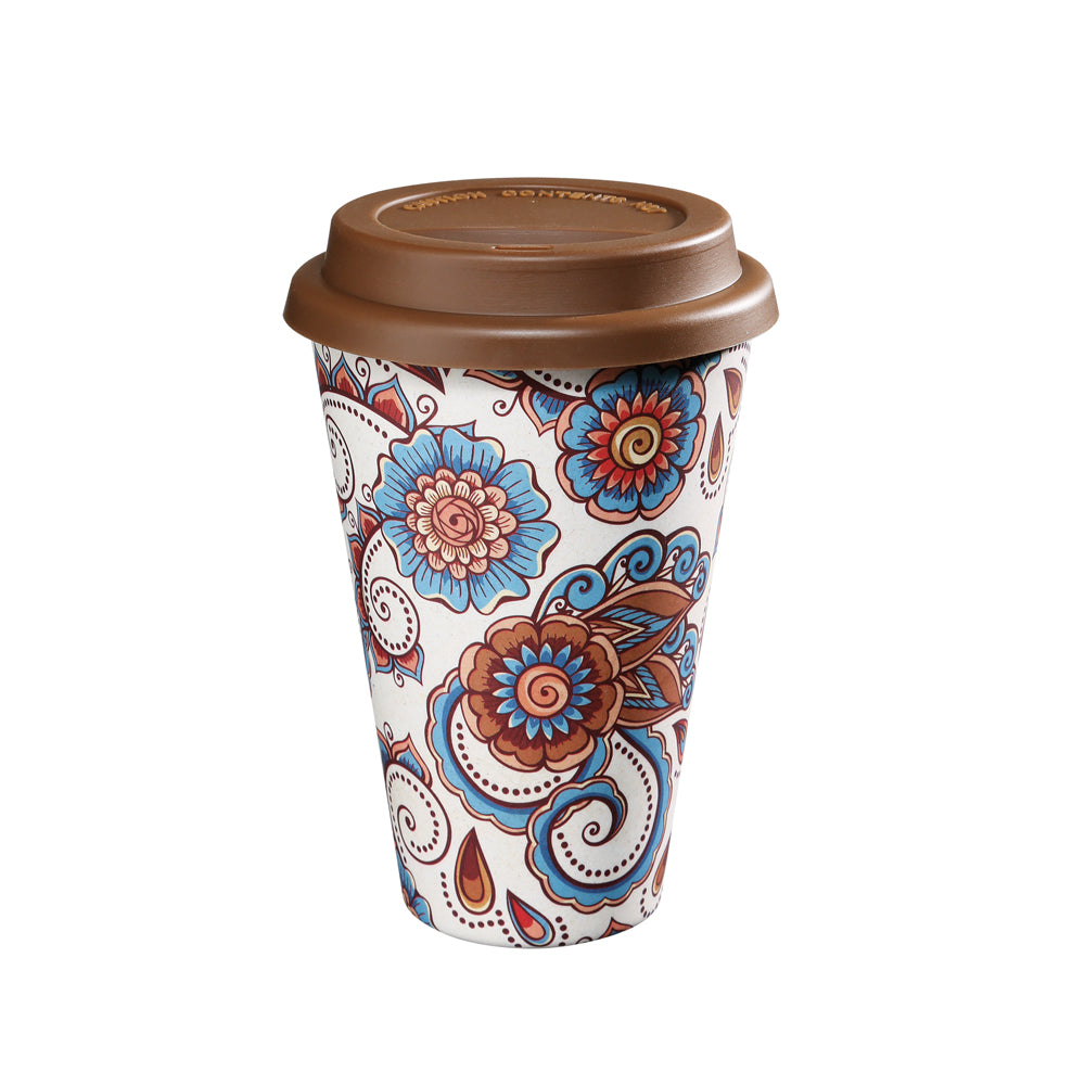 Zassenhaus FlowerCoffee to go Mug