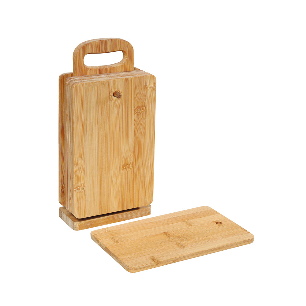 Zassenhaus Breakfast Board w/Stand,  6pcs