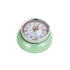 "Zassenhaus ""Speed"" KitchenTimer w/MagnetEnameledSteelMint 3x 7cm"