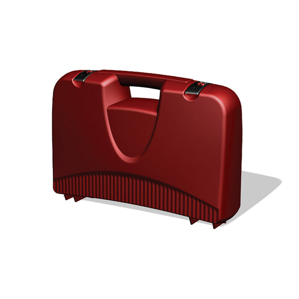 Knife Safe Lockable - Red