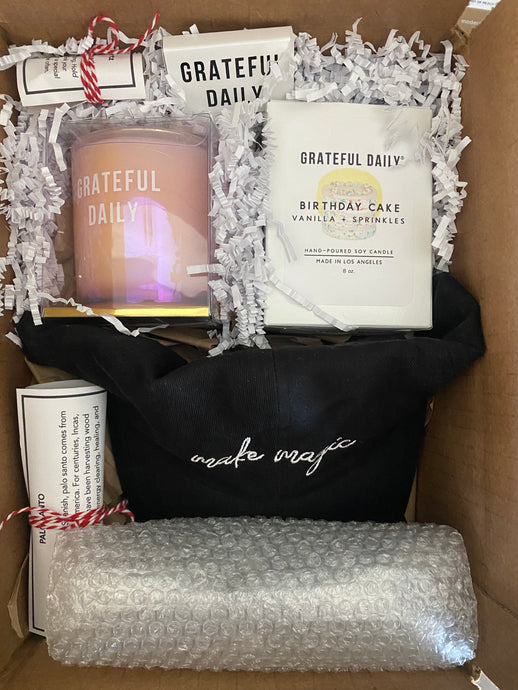 Grateful Daily Gift Box | Option 1