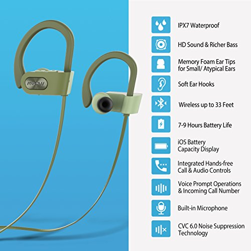 Mpow Flame Bluetooth Headphones