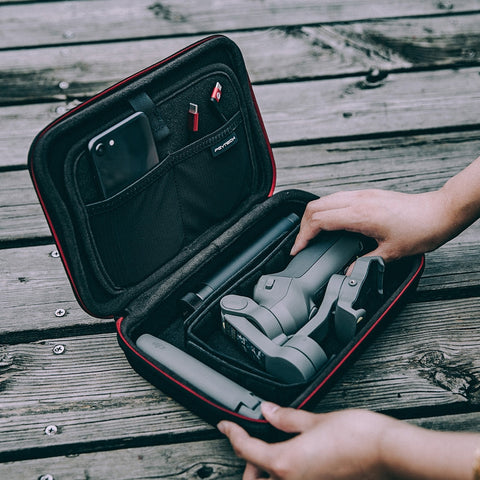PGYTECH DJI OSMO Mobile 3 Carrying Case for DJI Osmo Pocket/Action Accessories Carrying Case Portable Bag