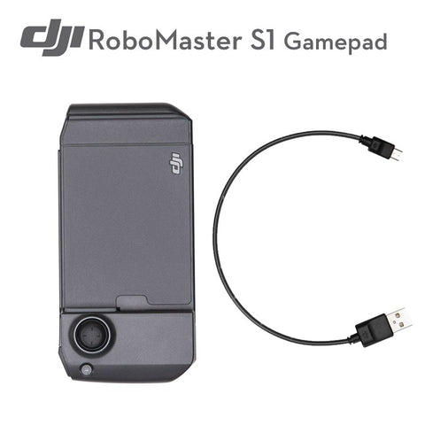 DJI RoboMaster S1 Gamepad Specialized control sticks supports mobile devices from 14-24 cm long designed for the DRoboMaster S1