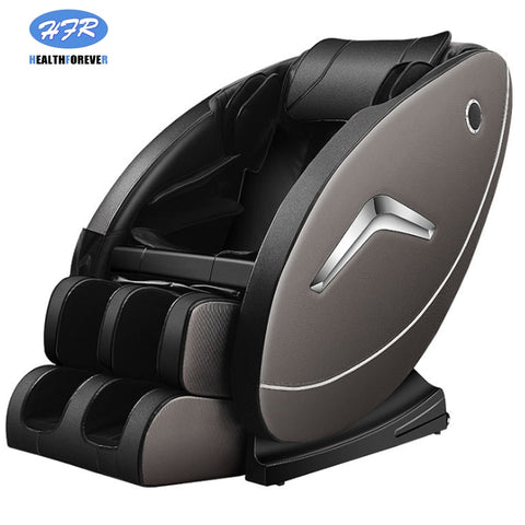 Luxury S track power supply price 3d foot shiatsu cheap full body massage chair electric 4d zero gravity