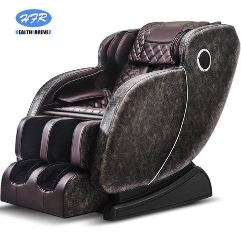 HFR-S06 power supply price used 3d foot shiatsu cheap electric full body massage chair 4d zero gravity massage chair
