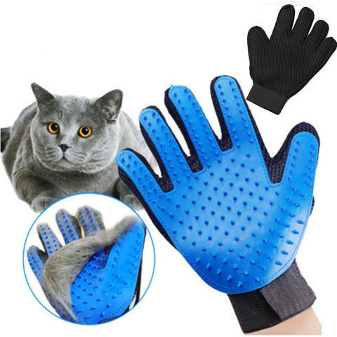 Pet Dog Removal Hair Brush Left Right Hand Glove For Dogs Cats Grooming Brush Glove Dog Cat Bath Cleaning Massage Combs Supplies