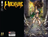 Witchblade #1 25th Anniversary