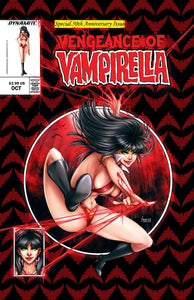 Vengeance of Vampirella #1 Unknown Comics Exclusive