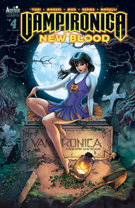 Vampironica: New Blood #4