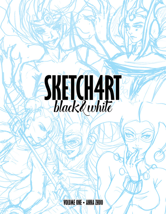 SKETCH4RT Artbook