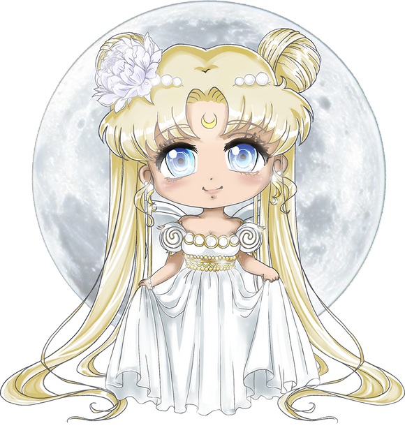 Chibi Serenity Sticker