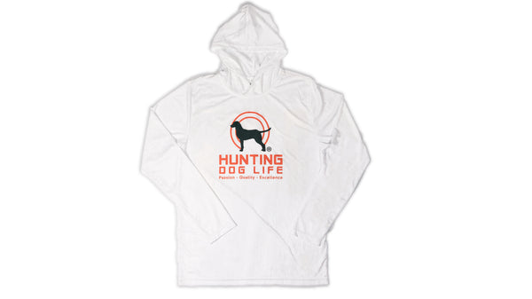 Men's Hunting Dog Life Performance Hoodie
