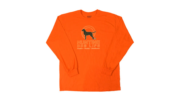 Hunting Dog Life Long Sleeve Shirt