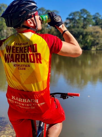 2019 Weekend Warrior HHH Cycling Jersey