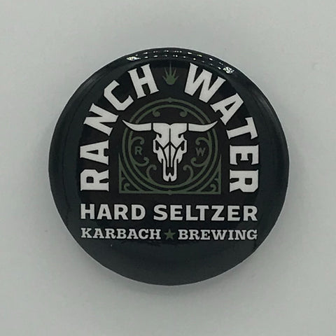 Ranch Water Bottle Opener Magnet