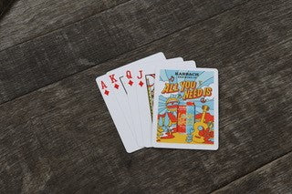 Love Street Playing Cards