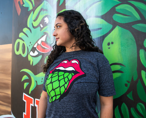 Hop Tongue Logo Shirt